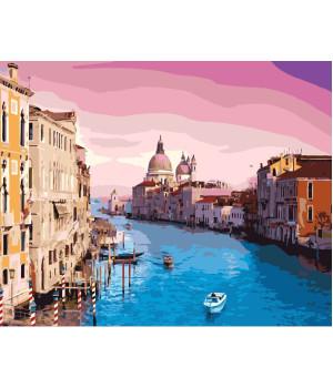 Картина за номерами -Венеція