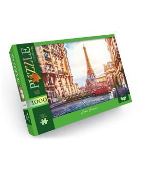 Пазл  Paris, France 1000 елементів