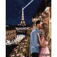 Картина для розпису по номерах- Романтичне побачення (КНО4783)