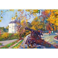 Малюй Чернігів.