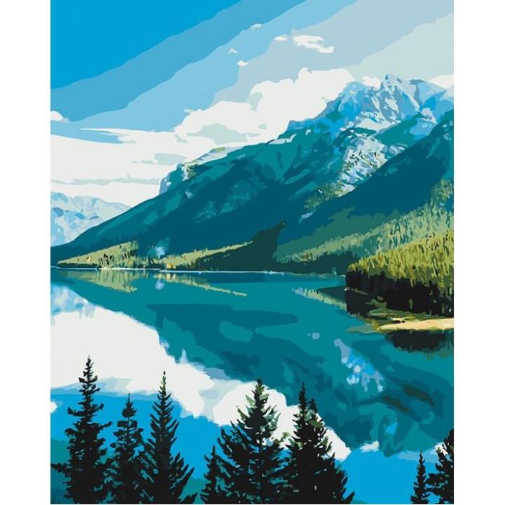 Набір для творчості - Гірська краса