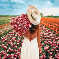 Набір для творчості - Оберемок тюльпанів