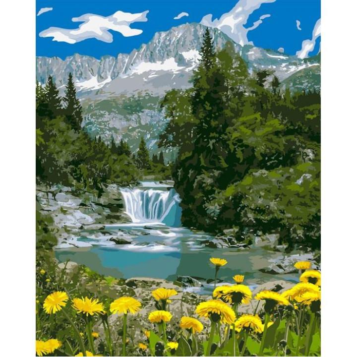 Набір для творчості - Гірський водограй