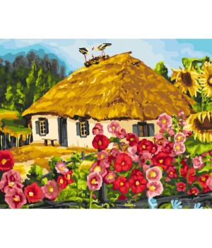 Картина по номерам - Мальовничий краєвид (КНО2286)