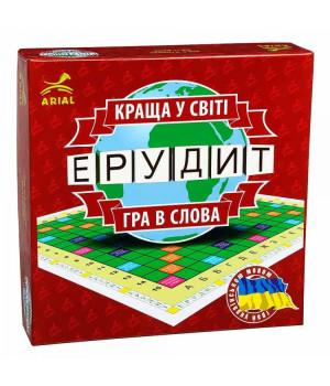 Настільна гра Ерудит (Укр) Arial (4820059910107) (298724)